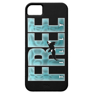 Free Tilly Blue iPhone 5 Covers