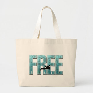 Free Tilly Blue Tote Bags