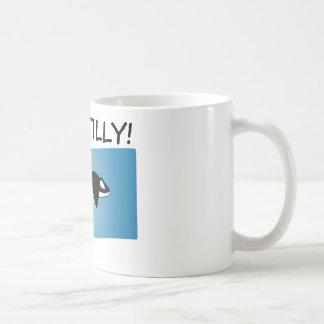 Free Tilly Classic White Coffee Mug