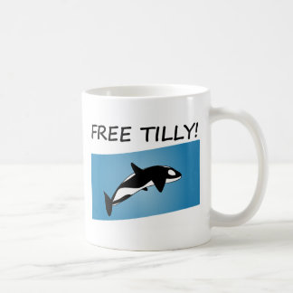 Free Tilly Coffee Mug