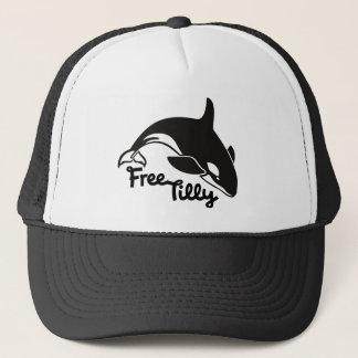 Free Tilly Trucker Hat