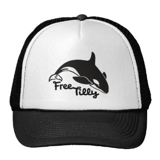 Free Tilly Trucker Hat