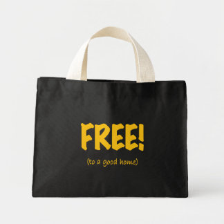 Free! To a good home Canvas Bags