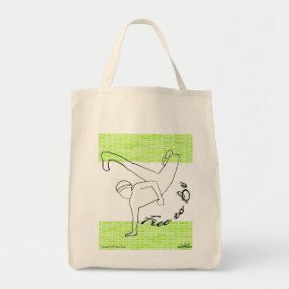 Free to Be: B-Boy Tote Bag