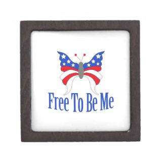 Free To Be Me Premium Gift Boxes