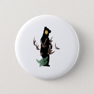 Free to be Wild Pinback Button
