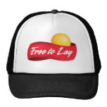 Free to Lay Hat