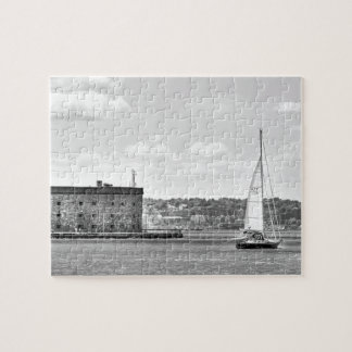 Free to Sail Jigsaw Puzzle