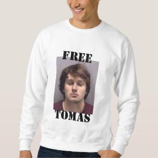 FREE TOMAS SWEATSHIRT