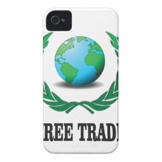free trade fern Case-Mate iPhone 4 case