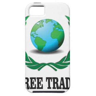 free trade fern iPhone SE/5/5s case