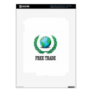 free trade fern skin for iPad 3