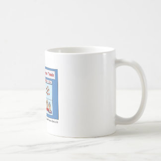 Free Trade Ohio Cartoon Mug