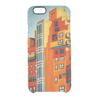 Free Trade Wharf Clear iPhone 6/6S Case