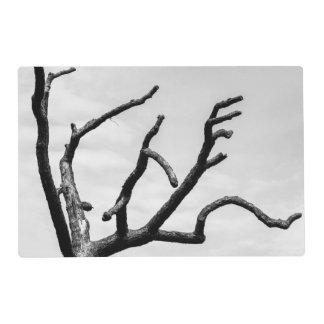 free tree placemat