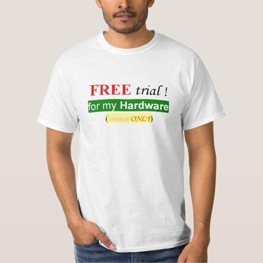 Free trial T-Shirt