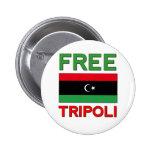 Free Tripoli Pinback Buttons