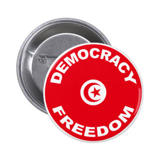 Free Tunisia Button