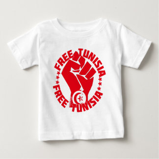 Free Tunisia T-shirt
