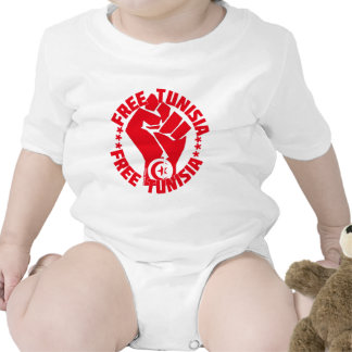 Free Tunisia T Shirts