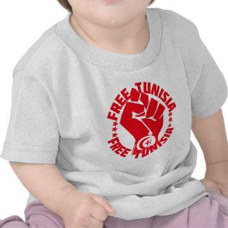 Free Tunisia Tees