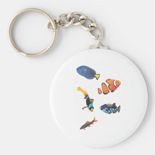 Free vector fishes.ai keychain