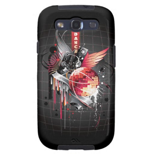 Free Vector Musical Theme Trend Samsung Galaxy SIII Covers