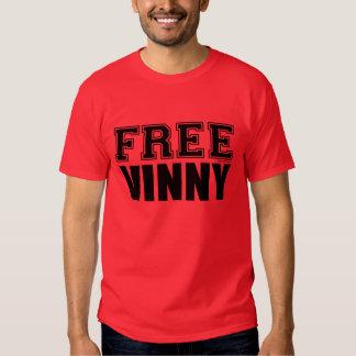 Free Vinny Shirts