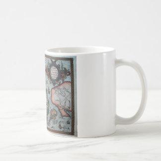 free vintage printable old map jpg coffee mug