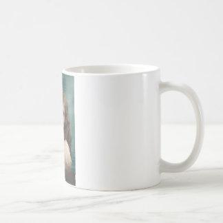 free vintage printable - sweet girl photo ATC jpg Coffee Mugs