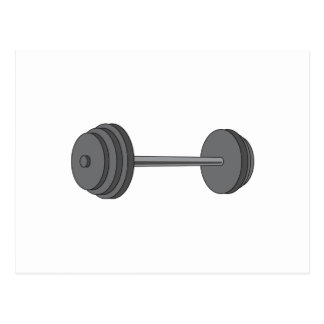 FREE WEIGHTS POST CARD