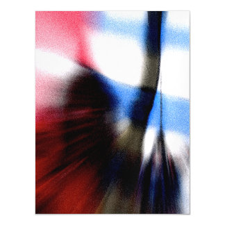 Free West Papua Art Thin Magnetic Card
