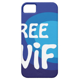 Free wifi Abstract vector iPhone SE/5/5s Case