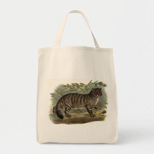 Free Wildcat Art bag