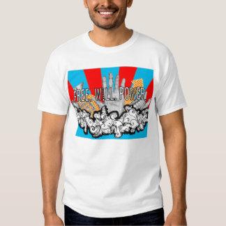 free.will.power: justin's men's shirt