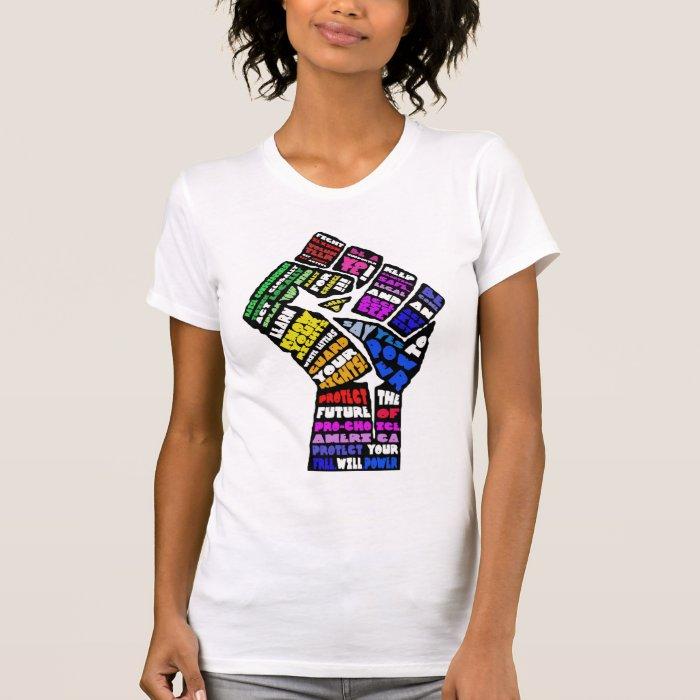 free.will.power: winning ladie's t-shirt! T-Shirt