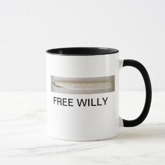 FREE WILLY MUG
