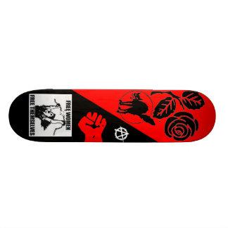 free women free themselves skateboard deck