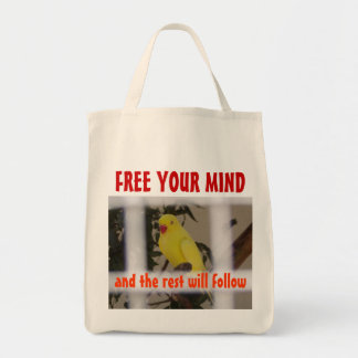 FREE YOUR MIND bag