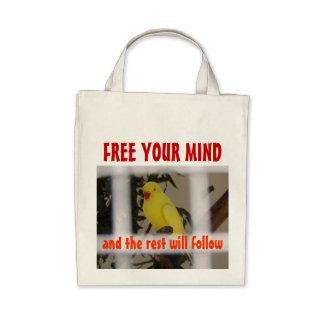 FREE YOUR MIND bag