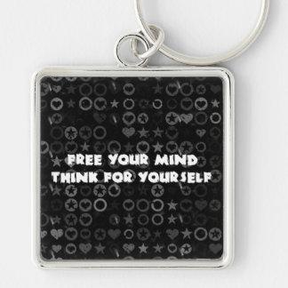 Free Your Mind Keychain