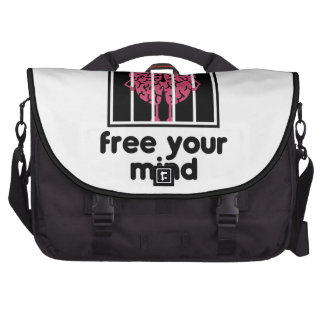 Free Your Mind Commuter Bag