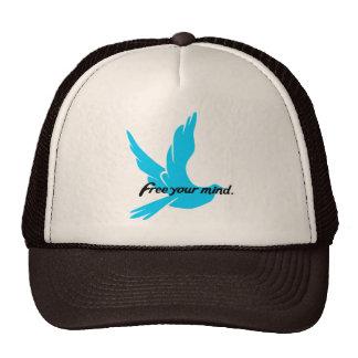 Free your mind Mesh Trucker Hat