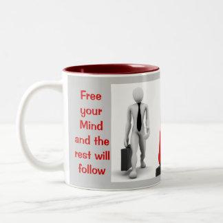 Free your Mind mug