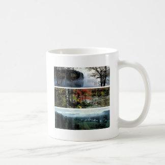 Free Your Mind Panoramic Scenery - Explore Worlds Mugs