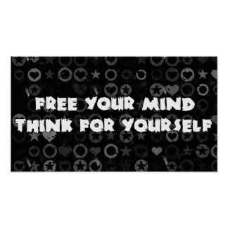 Free Your Mind Print
