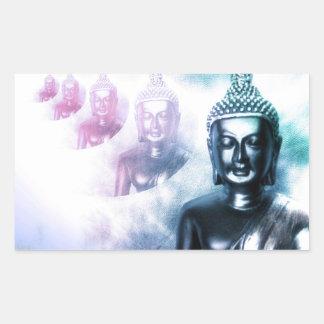 Free Your Mind Rectangular Sticker