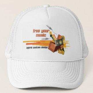 free your music cap