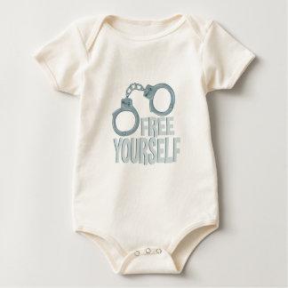 Free Yourself Baby Bodysuit