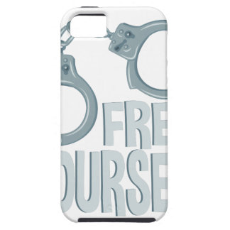 Free Yourself iPhone SE/5/5s Case